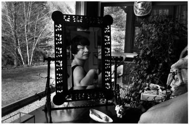 Olga Andreyeva Carlisle, 1972
